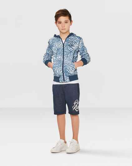 JUNGEN-SWEATSHORTS IN JEANS-OPTIK Indigo