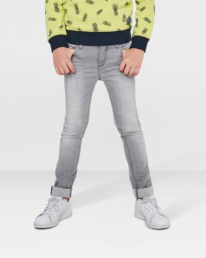 JUNGEN-SUPERSKINNY-JEANS AUS POWERSTRETCH