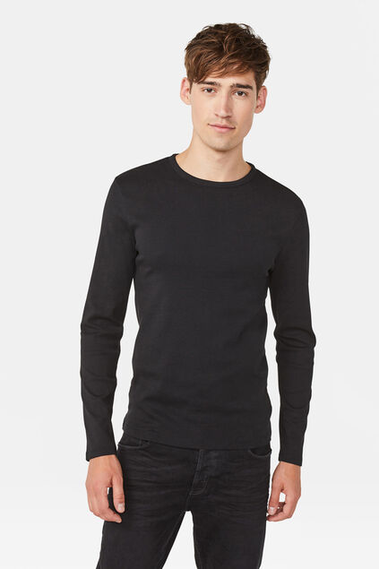 Essential Shirt Schwarz