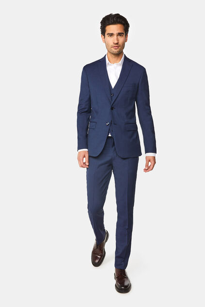 Herren slim fit anzug Tom
