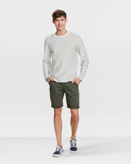 HERREN-REGULAR-FIT-SHORTS Armeegrün