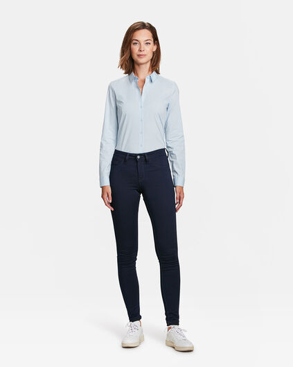 DAMEN-MID-RISE-SUPERSKINNY-HIGH-STRETCH-JEGGINGS Blau
