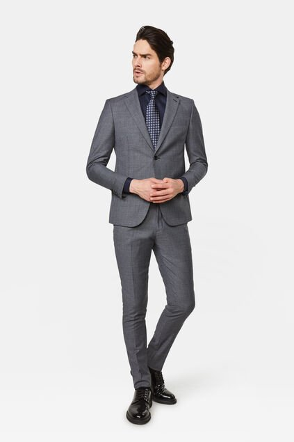 Herren slim fit Anzug Messina