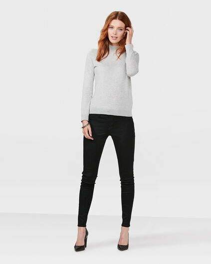 DAMEN-MID-RISE-SUPER-SKINNY-HIGH-STRETCH-JEGGING Schwarz