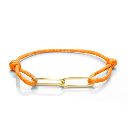 Damen Armband Isabel Bernard Orange